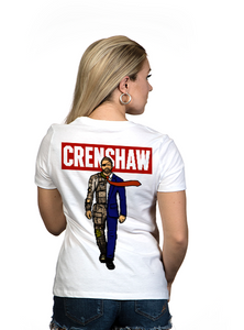 Crenshaw - Life of Service Short Sleeve Tee
