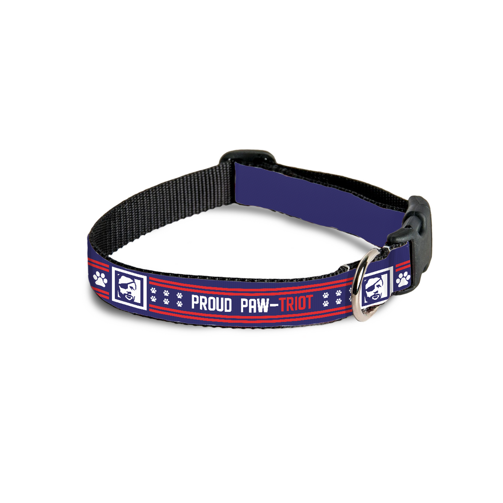 Proud Paw-triot Dog Collar