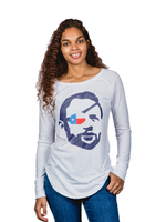 Crenshaw Portrait Texas Long Sleeve Tee