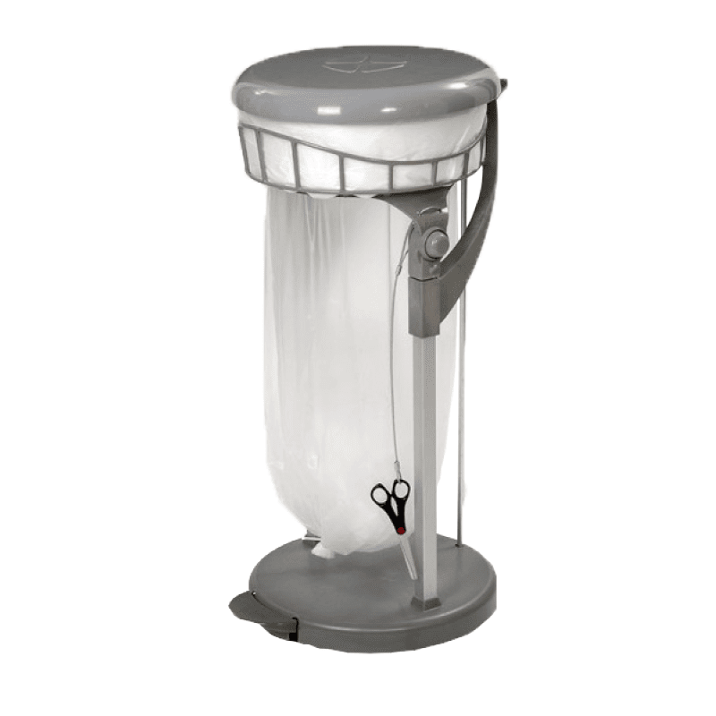 Longopac Mini Metal Waste Stand