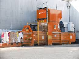 Orwak Horizontal Baler - 500AT