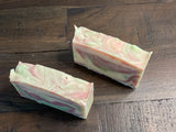 Aloe and White Lilly Soap