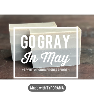 Go Gray Soap