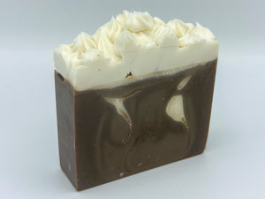 Caramel Coffee Soap