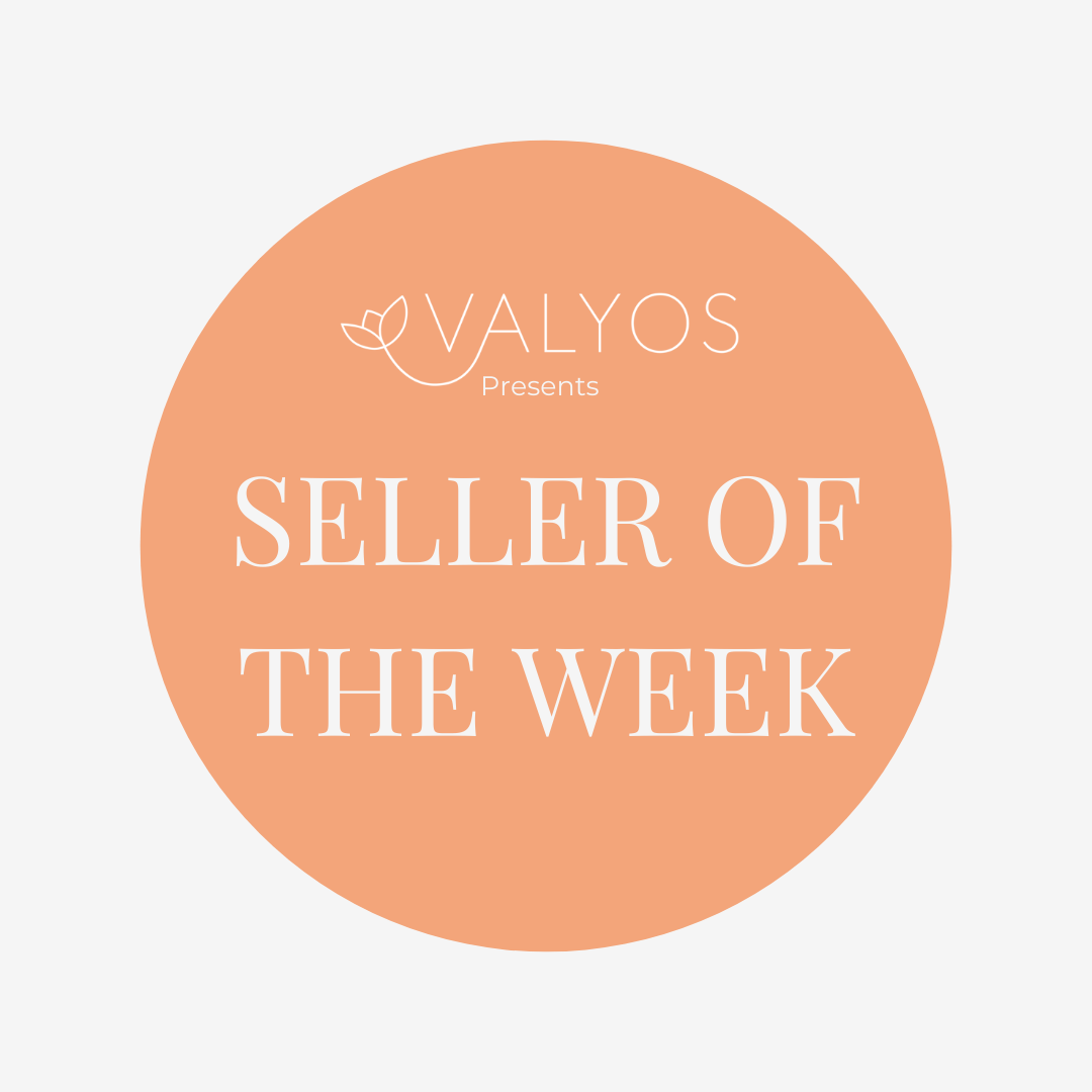 Seller of the Week - Joanna from JoJuZal