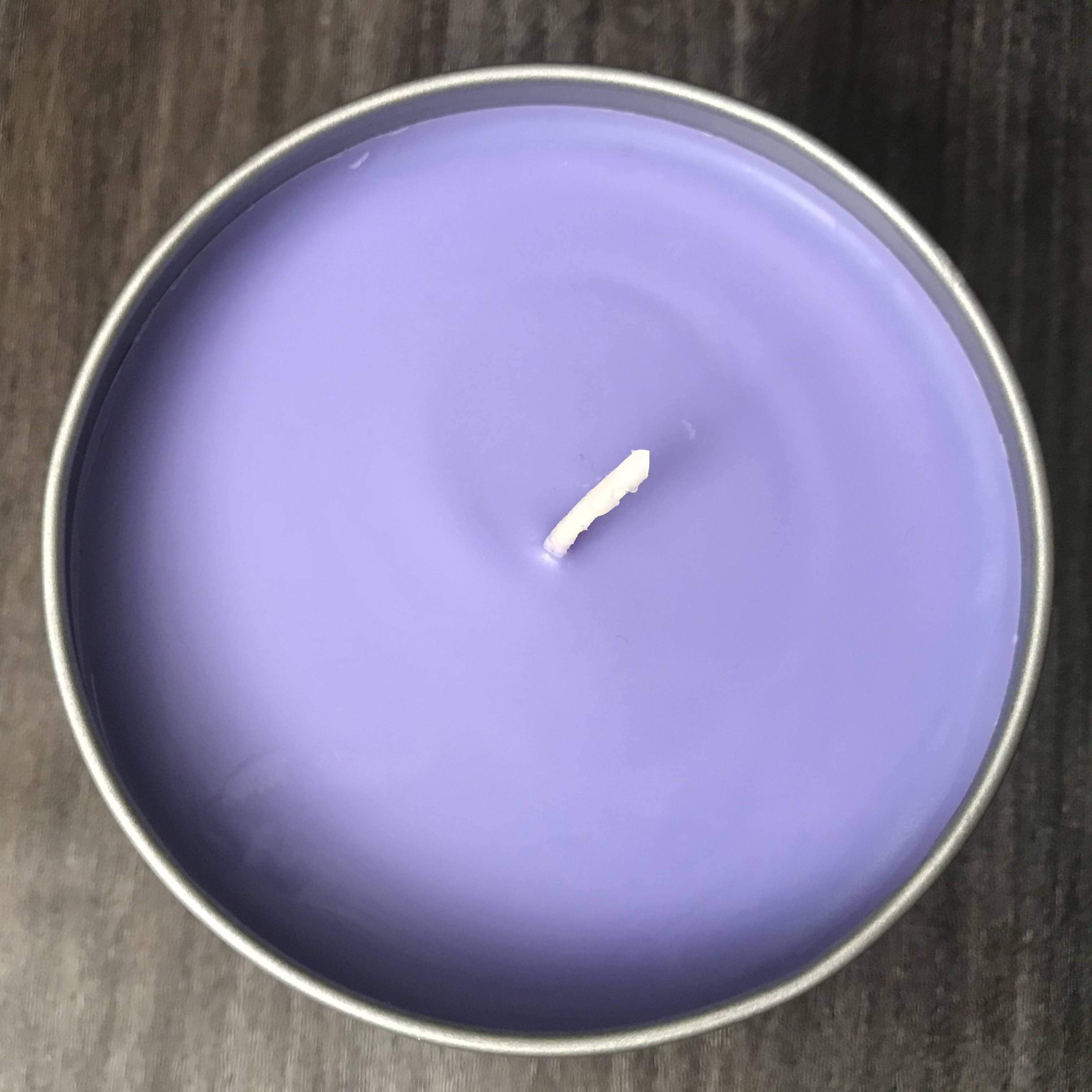180ml Lavender Soy Handmade Candle