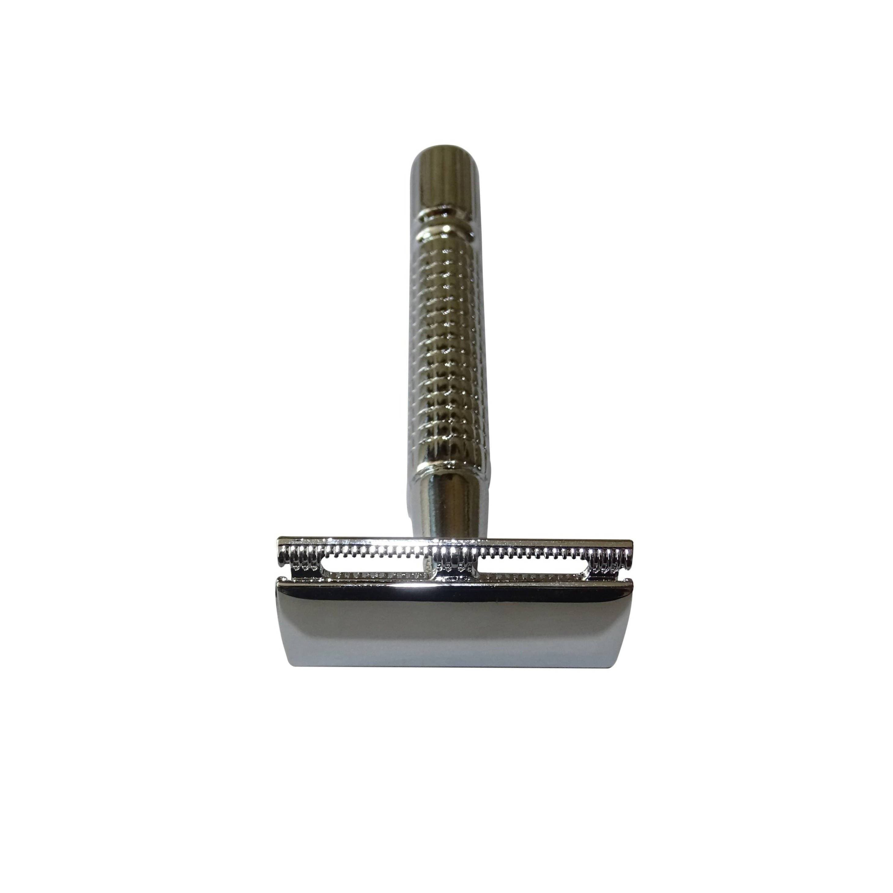 Chrome Double Edge Safety Razor
