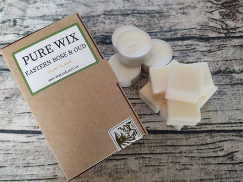 Eco Soy Wax Melts Eastern Rose & Oud
