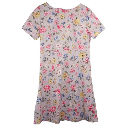 Pre-owned Cath Kidston Floral Skater Dress