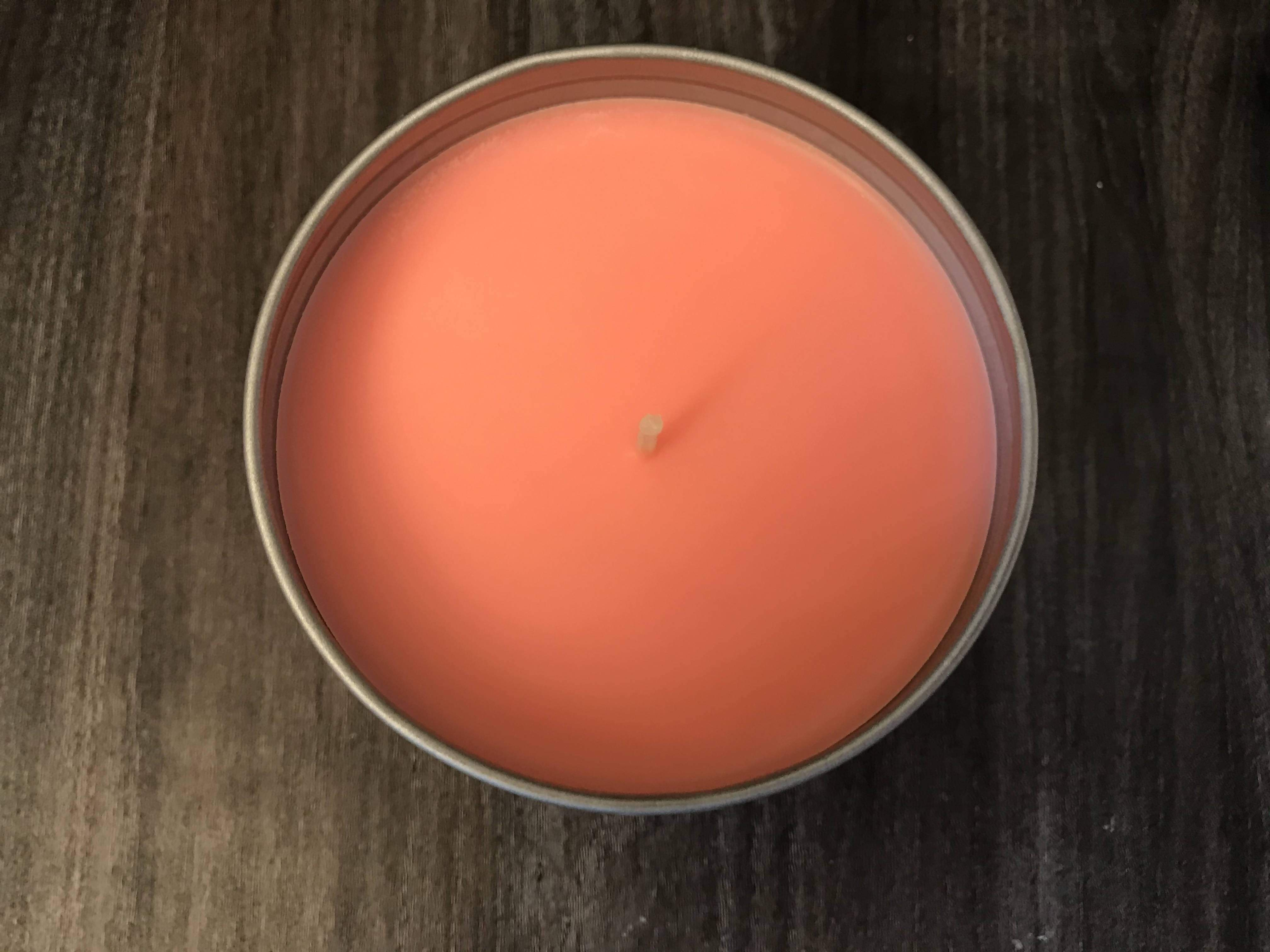 180ml Bay + Orange Soy Handmade Candle