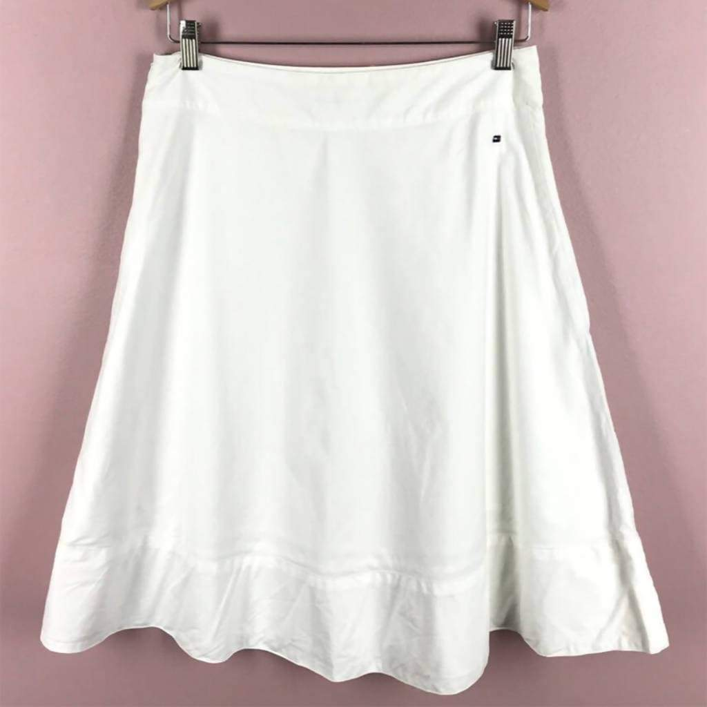 Tommy Hilfiger White Skirt (UK 6)