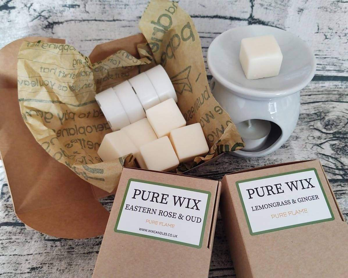 Eco Soy Fragranced wax melts selection box