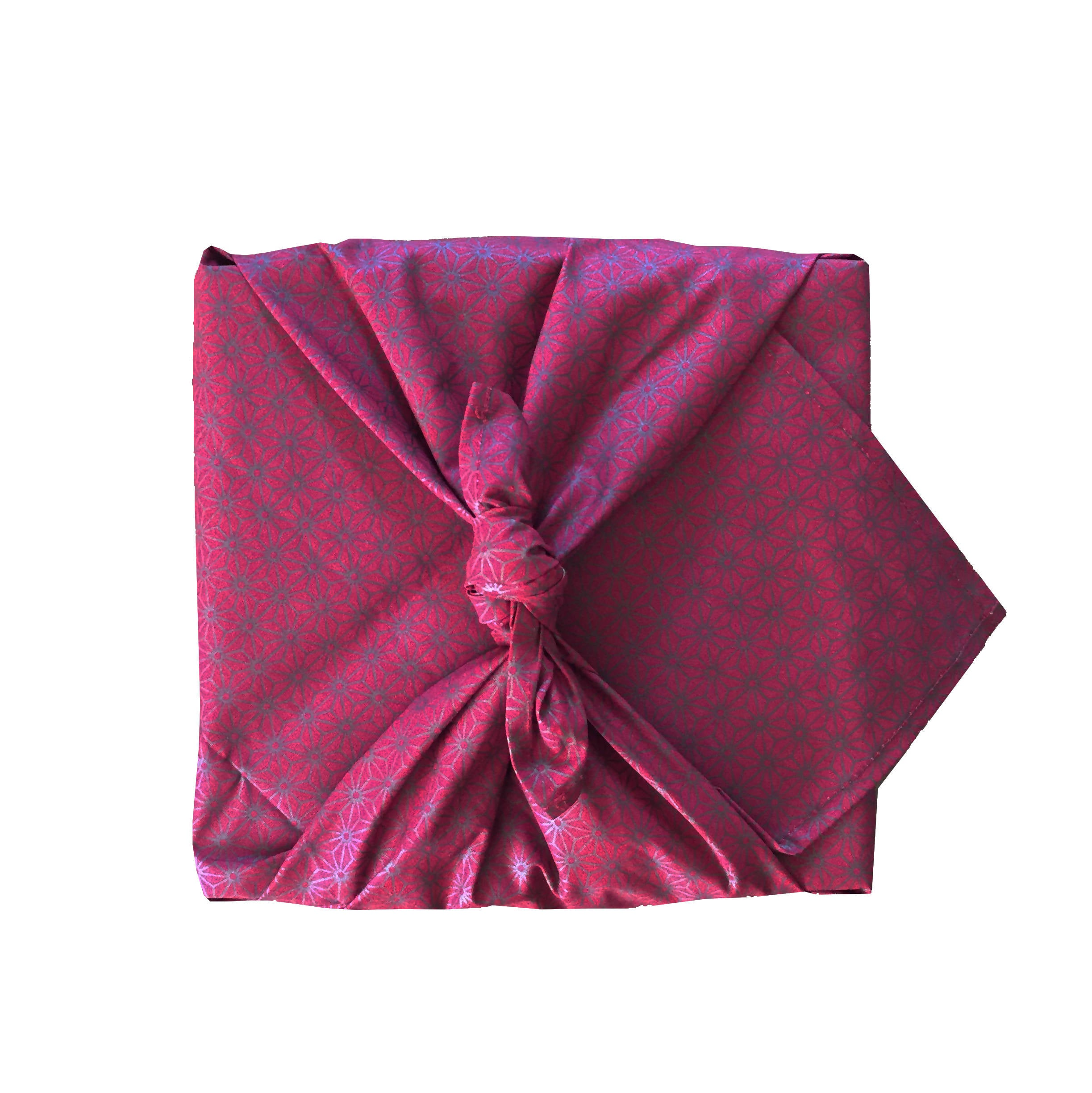 FabRap Reusable Gift Wrap - Ruby