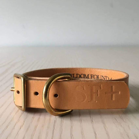 Artisan Puppy collar