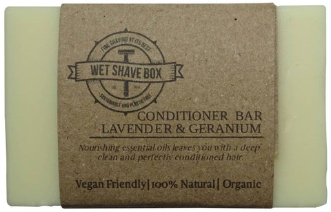 Conditioner Bar - Lavender & Geranium