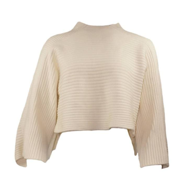 Pre-owned Jaeger Cropped Jumper