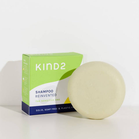 The Sensitive One - solid shampoo bar