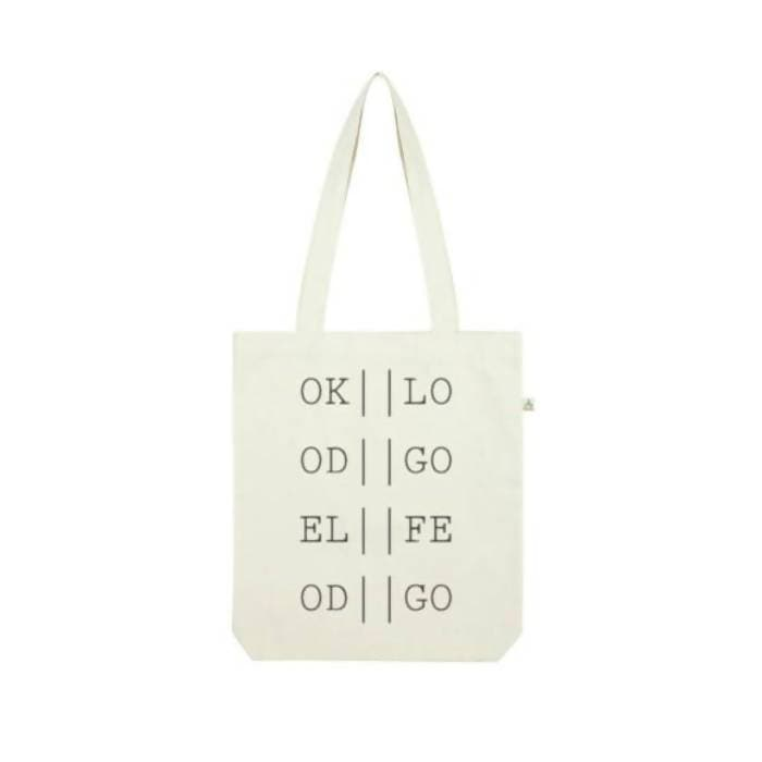 Recycled Tote Bag from BHUBESi