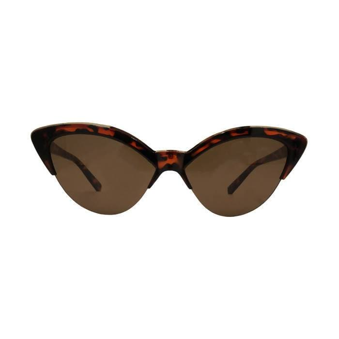 Pre-owned Steve Madden Tortoise Sunglasses