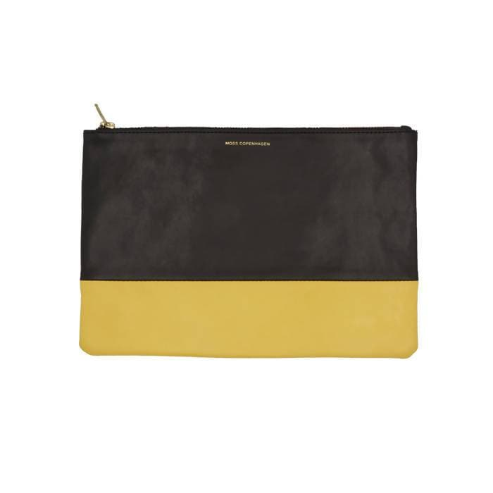 Pre-owned Moss Copenhagen Two Tone Clutch