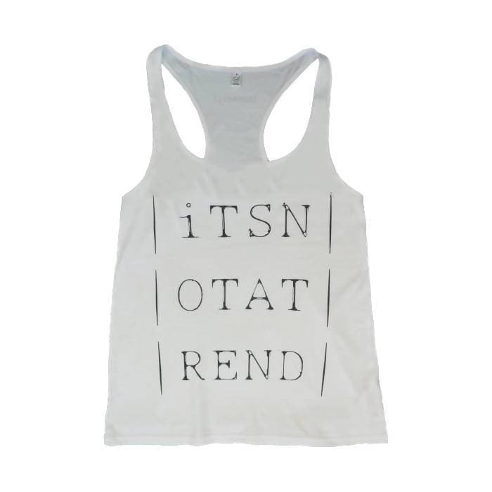Organic Not A Trend Tunic Vest for Women