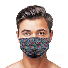 Load image into Gallery viewer, Leaves Style, Washable and Reusable Microflament Cloth Face Mask