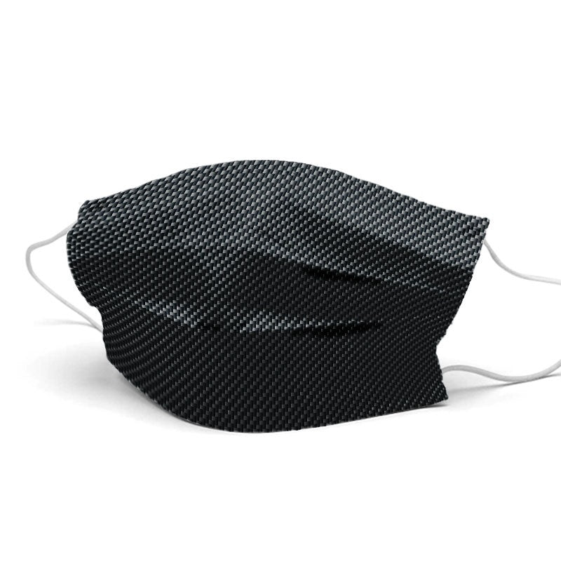 Black With Dots New Style, Washable and Reusable Microflament Cloth Face Mask