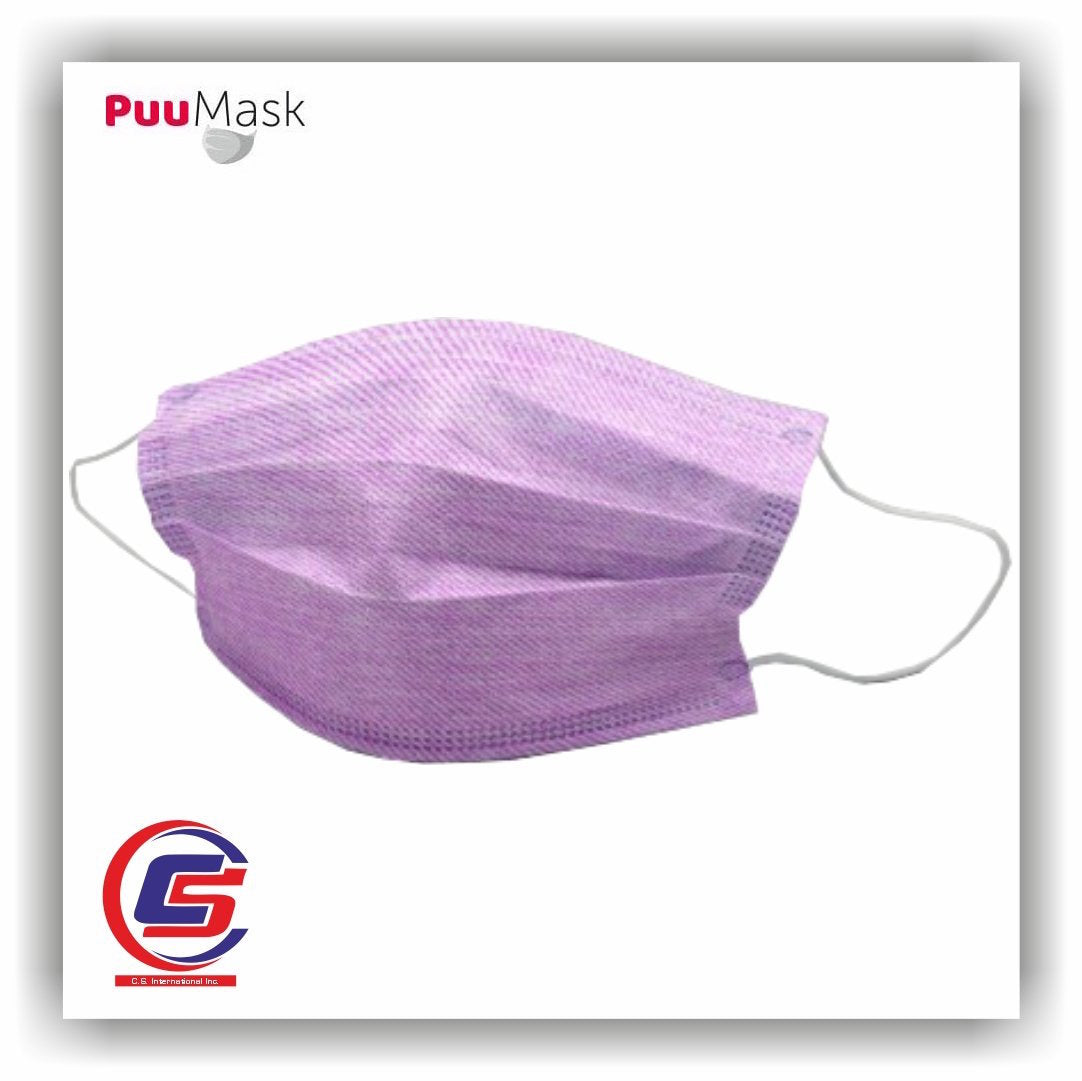 Pink Blue Jean Style, Washable and Reusable Microflament Cloth Face Mask