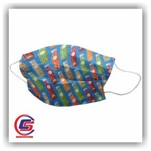 Load image into Gallery viewer, Special Company Logo, Washable and Reusable Microflament Cloth Face Mask