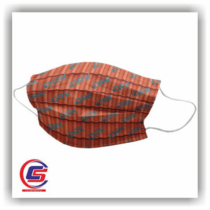 Special Company Logo, Washable and Reusable Microflament Cloth Face Mask