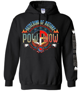 Gathering of Nations Black Hoody