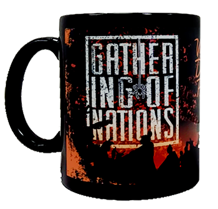 GON Halloween Dance Party Special Edition Mug