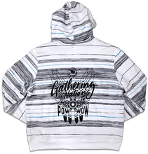Load image into Gallery viewer, GON Striped Sherpa Hoody