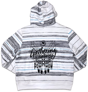 GON Striped Sherpa Hoody