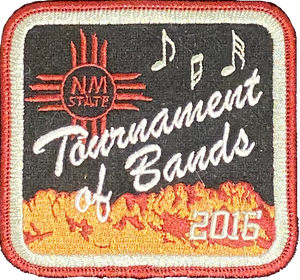 Tournament of Bands 2016 Patch