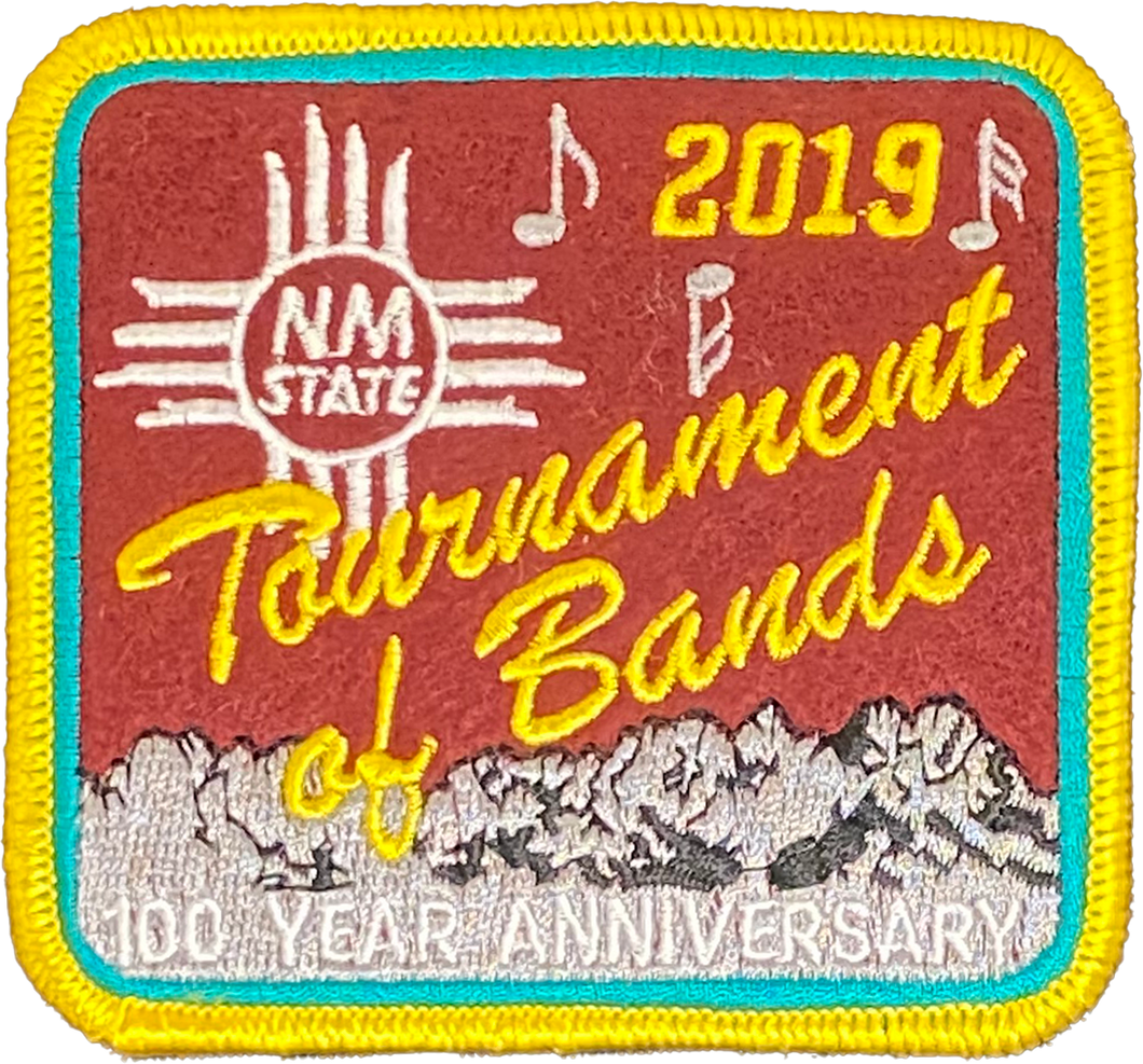 Tournament of Bands 2019 Patch
