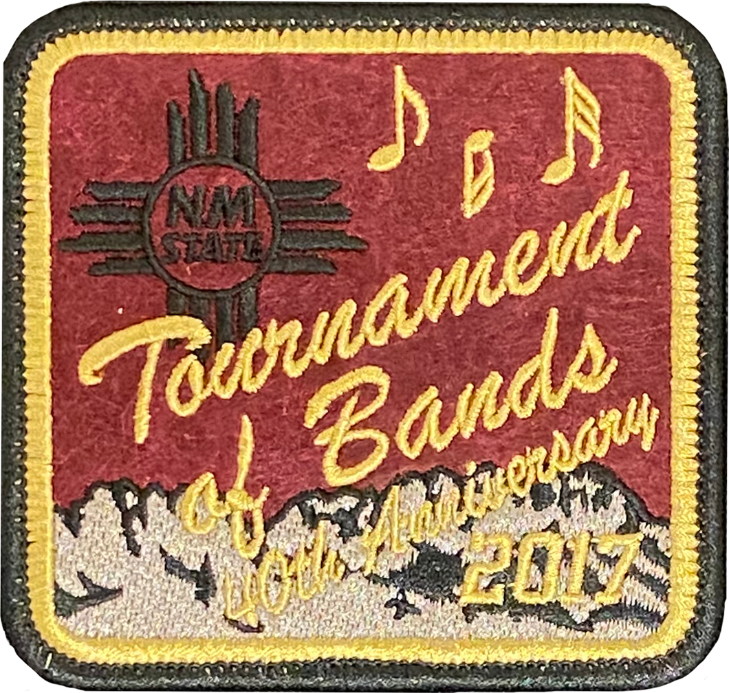 Tournament of Bands 2017 Patch