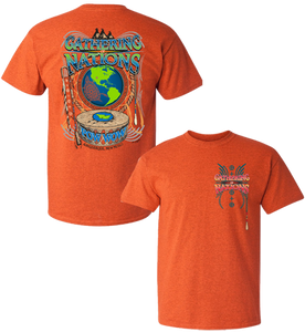 Gathering of Nations Drum t-shirt