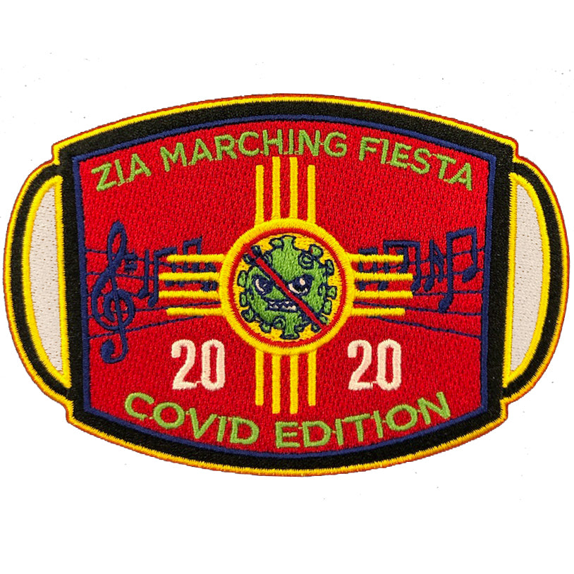 Zia Marching Fiesta Official 2020 Patch