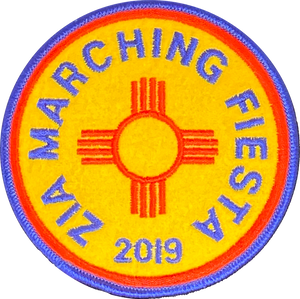 Zia Marching Fiesta 2019 Patch