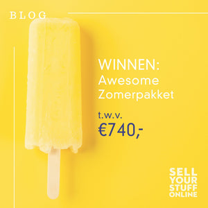 Win een Awesome Zomerpakket!