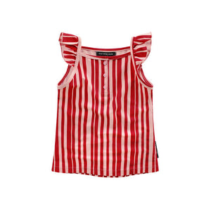 Your Wishes - Ruffle Singlet Stripes