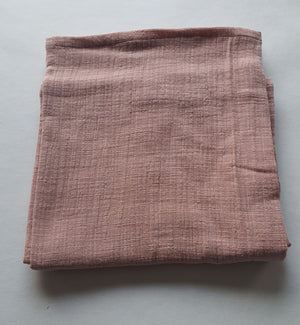 Rabbit & Rose - Hydrofiele Multi Doek Powder Pink