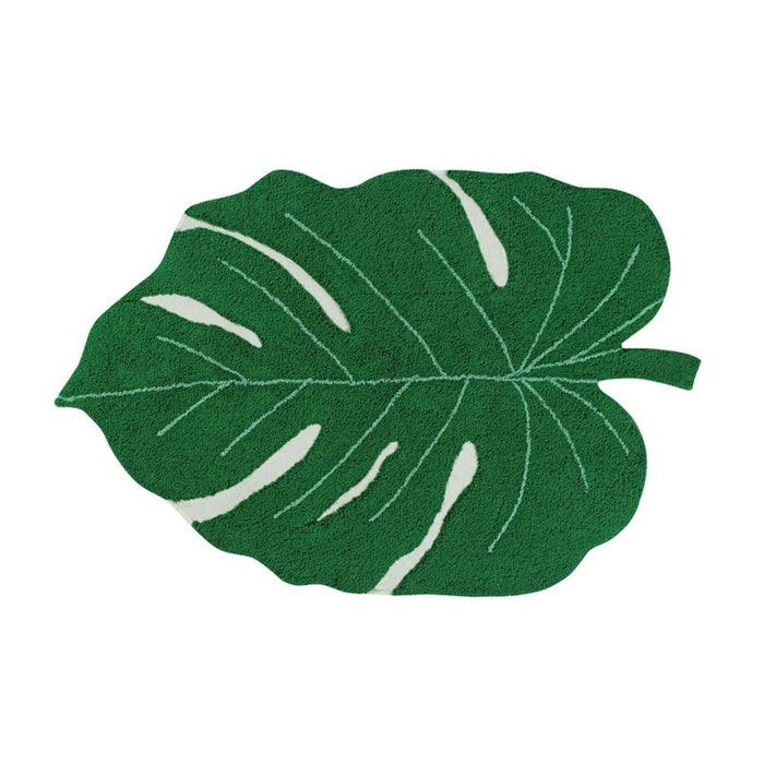 Lorena Canals – Vloerkleed Monstera Leaf