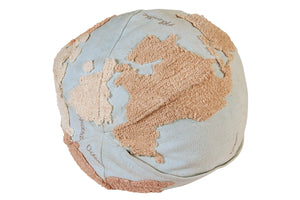 Lorena Canals – Poef World Map (45 x ø 50 cm)
