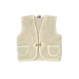 Alwero - Bodywarmer Alpen Junior (Natural)