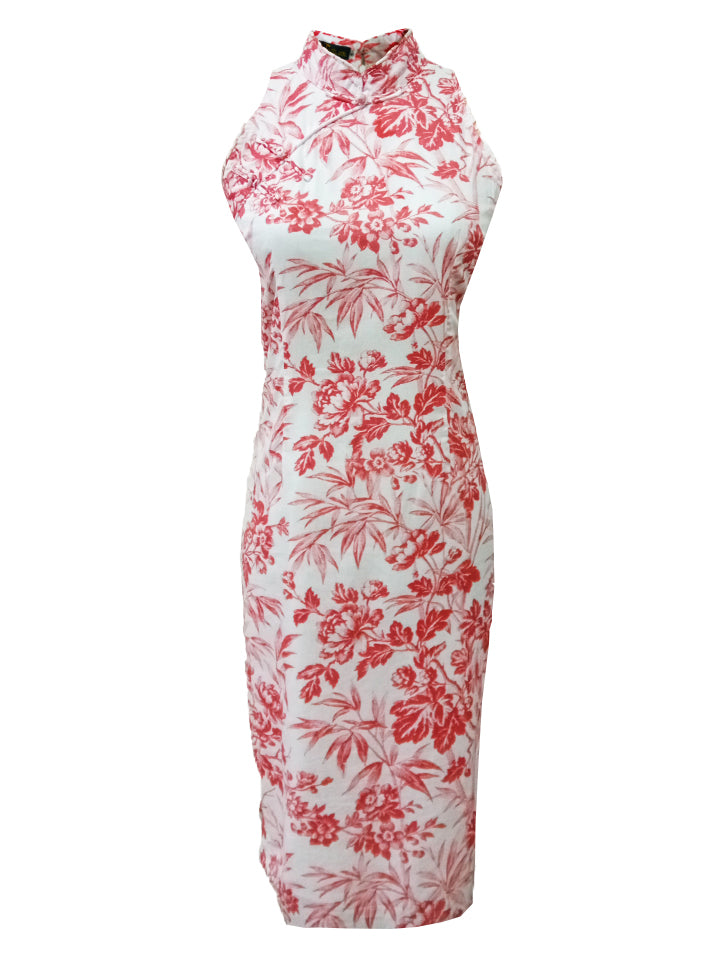 Cut-In Sleeve Qipao (Retail Price: $168)