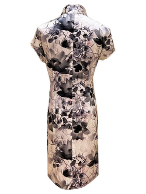 100% Silk Qipao (Retail Price: $328)