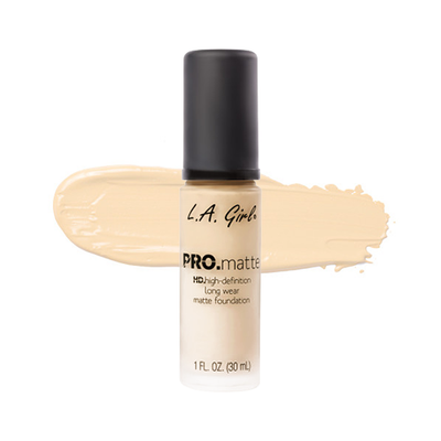 GLM673-L.A. Girl HD Pro Matte Foundation