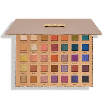 35 Color Eyeshadow Palette - Born Exclusive
